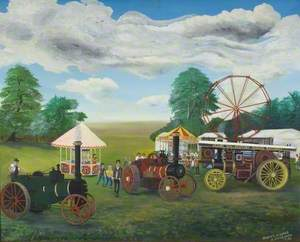 A Day at the Steam Engine Show