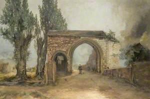 Waltham Abbey Gateway