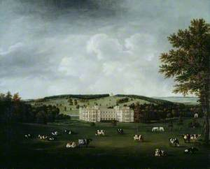 Audley End and Ring Hill Temple