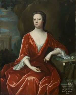 Charlotte Butler (1679–1725), Wife of Charles, 4th Lady Cornwallis