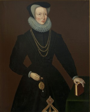 Anne Jerningham (d.1581), Lady Cornwallis