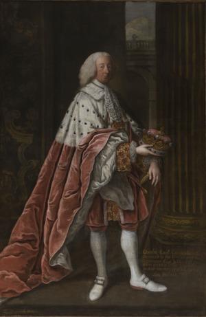 Charles (1700–1762), 5th Lord Cornwallis