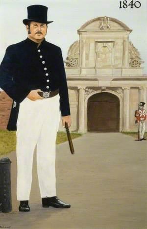 Essex Police, 1840 (Tilbury)