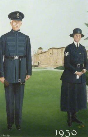 Essex Police, 1930 (Colchester)