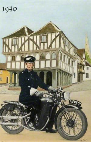 Essex Police, 1940 (Thaxted)
