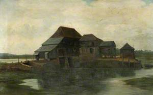 The Old Water Mill, Walton-on-the-Naze
