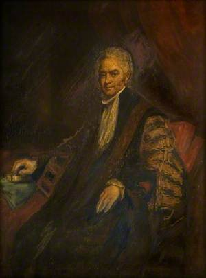 Nicholas Vansittart, 1st Baron Bexley, High Steward and MP for Harwich, Chancellor of the Exchequer (1766–1851)