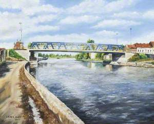 Le pont d'Haubourdin
