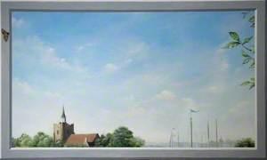 Skyscape 2, View of Maldon