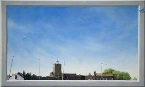 Skyscape 1, View of Wivenhoe
