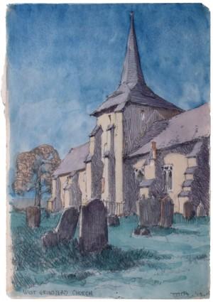 West Grinstead Church