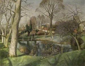 Beslyn's Pond, Great Bardfield