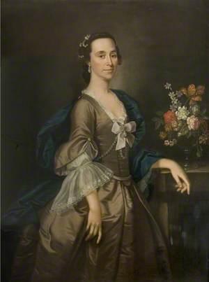 Mrs Thomas Wolfe