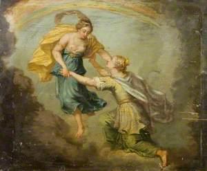 Adoration of Goddess Juno