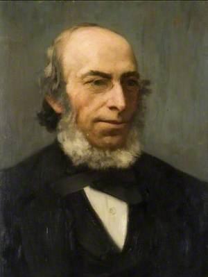 George Stacey Gibson (1818–1883), Mayor (1875–1877)