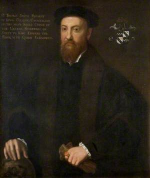 Sir Thomas Smith of Hill Hall, Theydon Mount
