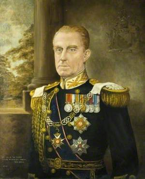 Admiral of the Fleet, 12th Earl of Cork and Orrery, GCB, GCVO