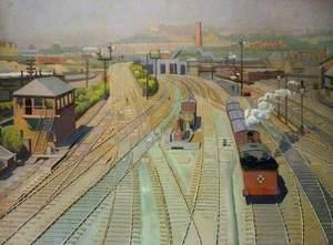Kentish Town Railway Station