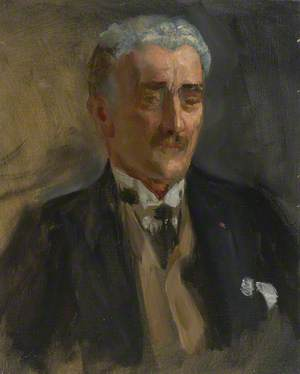 Paul Hymans (1865–1941), Belgian Foreign Minister