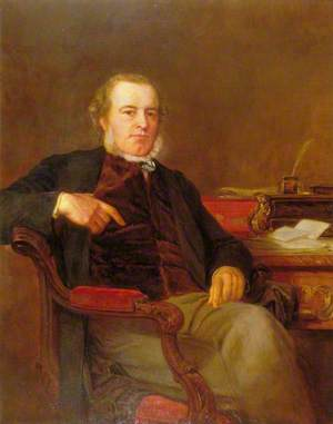 Henry Austin Bruce (1815–1895), 1st Baron Aberdare, Home Secretary (1869–1873)