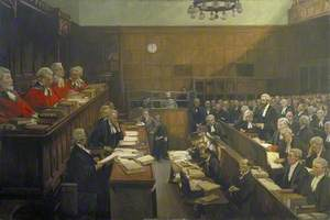 High Treason, Court of Criminal Appeal, the Trial of Sir Roger Casement