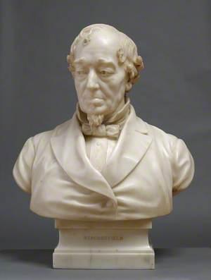 Benjamin Disraeli (1804–1881), Earl of Beaconsfield, Prime Minister