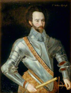 Sir Walter Raleigh (c.1552–1618), Soldier, Sailor, Poet and Writer