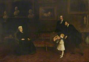 Four Generations: Queen Victoria and Her Descendants