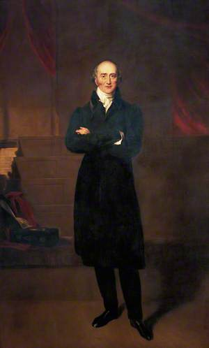 George Canning (1770–1827), Prime Minister (1827)
