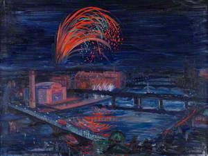 Coronation Fireworks