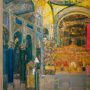 Byzantine Interior
