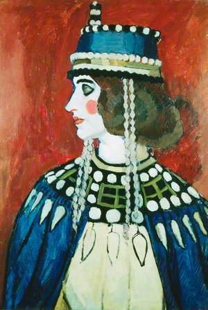 Byzantine Lady