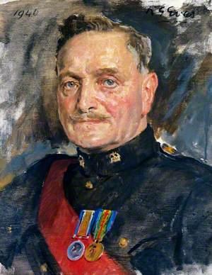 Sergeant Edwin Albert Scutt, Grenadier Guardsman