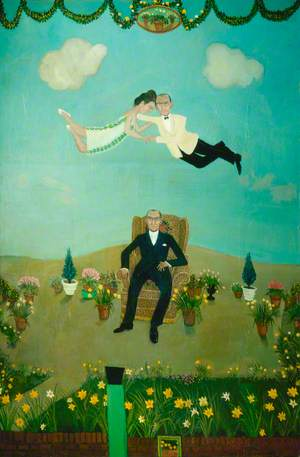 The Second Marriage/Stanley Joscelyne's Dream