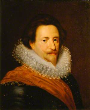 Frederick Henry, Prince of Orange (1584–1647), Youngest Son of William the Silent