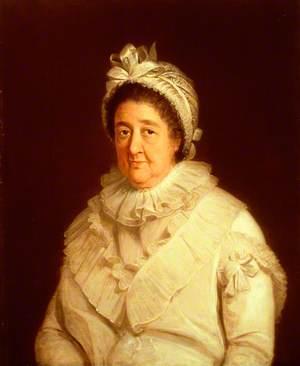 Frances Johnson, née Croke (1725–1812), the Begum Johnson