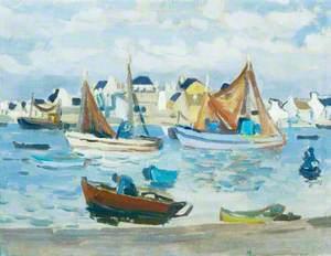 A Breton Landscape