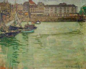 Harbour, Northern France, Dieppe