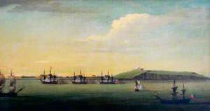 The British Attack on Gorée, 29 November 1758