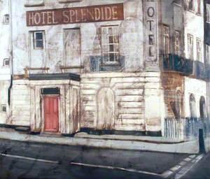 Hotel Splendide (Mornington Crescent)