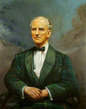James Gray Stuart (1897–1971), Viscount Stuart of Findhorn, Secretary of State for Scotland (1951–1957)