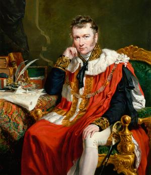 Charles Stuart, 1st Baron Stuart de Rothesay (1779–1845), Diplomat