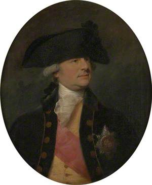 George Macartney, 1st Earl Macartney (1737–1806), Diplomat and Colonial Governor