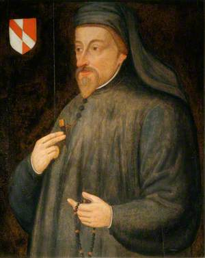 Geoffrey Chaucer (c.1340–1400), Poet and Comptroller of Customs