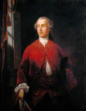 Simon, 1st Earl Harcourt (1714–1777), Lord Lieutenant of Ireland, Envoy to Mecklenberg-Strelitz for King George III's Marriage to Princess Charlotte