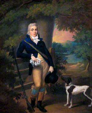 Man with a Dog