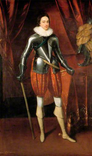Henry Frederick, Prince of Wales (1594–1612), Eldest Son of King James VI & I