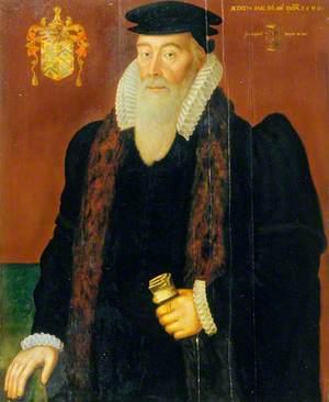 John Grange (1523/1524–1591), Haberdasher