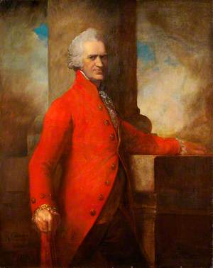 Vice Admiral Colonel James Seton, Governor of Saint Vincent and the Grenadines (1787–1798)