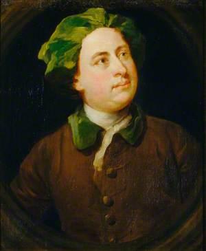 Portrait of a Gentleman in a Green Velvet Cap